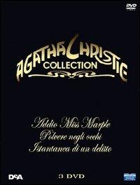 Locandina Agatha Christie Collection. Vol. 1