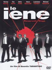 Film Le iene. Cani da rapina Quentin Tarantino