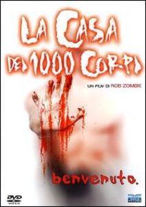 La casa dei 1000 corpi di Rob Zombie - DVD