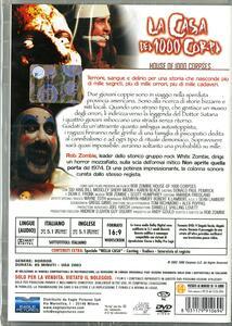 La casa dei 1000 corpi di Rob Zombie - DVD - 2