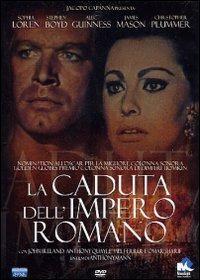 Locandina La caduta dell'impero romano