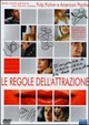 Cover Dvd DVD Le regole dell'attrazione
