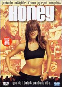 Honey di Billie Woodruff - DVD