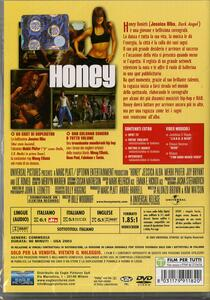 Honey di Billie Woodruff - DVD - 2