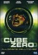 Cover Dvd DVD Cube Zero
