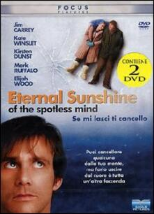 Se mi lasci ti cancello (2 DVD) di Michel Gondry - DVD