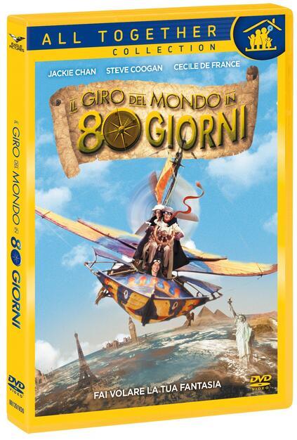 best authentic f9125 0d6c6 Il giro del mondo in 80 giorni (DVD) - DVD - Film di Frank ...