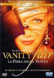 Vanity Fair. La fiera della vanità di Mira Nair - DVD
