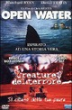 Cover Dvd DVD Open Water - Creature del terrore