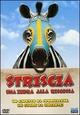 Cover Dvd DVD Striscia, una zebra alla riscossa