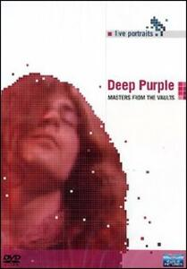 Deep Purple. Masters From the Vault. Live Portaits - DVD
