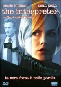 The Interpreter di Sydney Pollack - DVD
