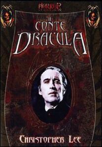 Il conte Dracula di Jess Jesus Franco - DVD