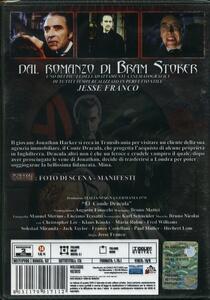 Il conte Dracula di Jess Jesus Franco - DVD - 2