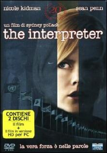 The Interpreter. Limited Edition di Sydney Pollack