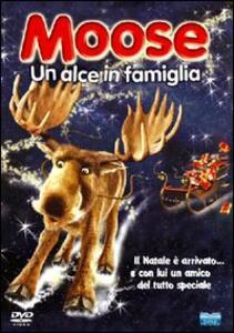 Moose. Un alce in famiglia di Ben Verbong - DVD