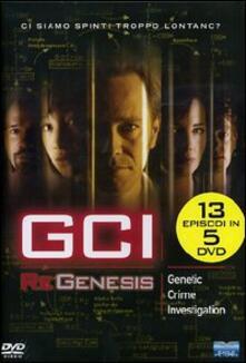 GCI ReGenesis. Stagione 1 (5 DVD) - DVD