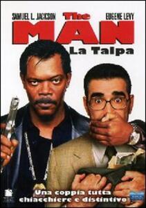 The Man. La talpa di Les Mayfield - DVD