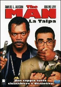 Cover Dvd The Man. La talpa