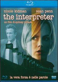 Cover Dvd The Interpreter