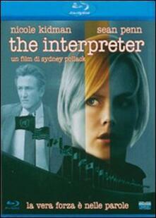 The Interpreter di Sydney Pollack - Blu-ray