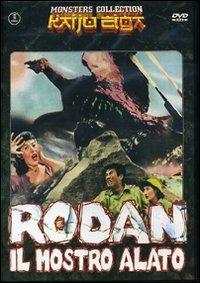 Locandina Rodan, il mostro alato