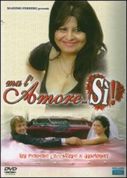 Ma l'amore... sì di Marco Costa,Tonino Zangardi - DVD