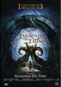 Il labirinto del fauno (1 DVD) di Guillermo Del Toro - DVD