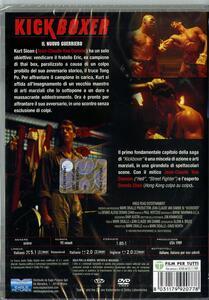 Kickboxer. Il nuovo guerriero di Mark Disalle - DVD - 2