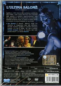 L' ultima Salomè di Ken Russell - DVD - 2
