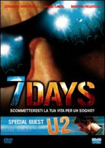 7 Days di Fernando Kalife - DVD