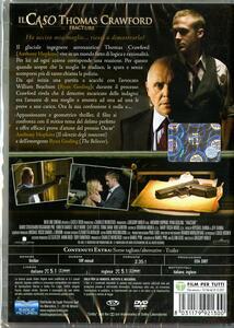 Il caso Thomas Crawford di Gregory Hoblit - DVD - 2