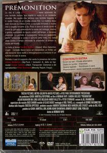 Premonition di Mennan Yapo - DVD - 2