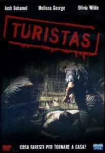 Turistas di John Stockwell - DVD
