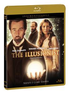 The Illusionist. L'illusionista (Blu-ray) di Neil Burger - Blu-ray