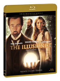 Cover Dvd Illusionist (Blu-ray)
