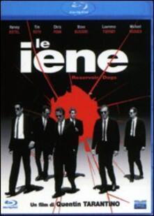 Le iene. Cani da rapina di Quentin Tarantino - Blu-ray