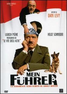 Mein Führer. La veramente vera verità su Adolf Hitler di Dani Levy - DVD