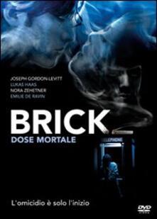 Brick. Dose mortale di Rian Johnson - DVD