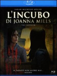 L' incubo di Joanna Mills di Asif Kapadia - Blu-ray