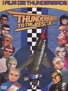 Thunderbirds. To The Rescue - DVD