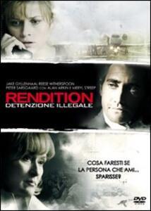Rendition. Detenzione illegale di Gavin Hood - DVD