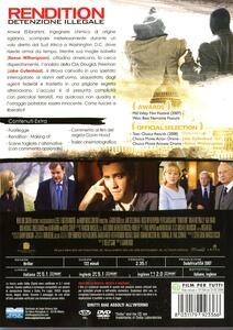 Rendition. Detenzione illegale di Gavin Hood - DVD - 2