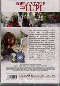 Sopravvivere coi lupi di Vera Belmont - DVD - 2