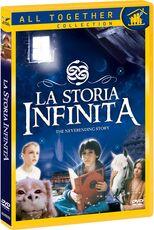 Film La storia infinita (DVD) Wolfgang Petersen