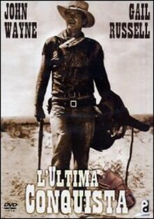 L' ultima conquista di James Edward Grant - DVD