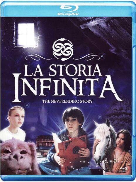 La storia infinita (Blu-ray) di Wolfgang Petersen - Blu-ray