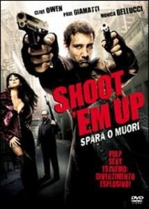 Shoot 'Em Up. Spara o muori<span>.</span> Limited Edition di Michael Davis - DVD