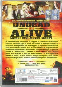 Undead or Alive. Mezzi vivi mezzi morti di Glasgow Phillips - DVD - 2