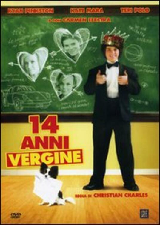14 anni vergine di Christian Charles - DVD